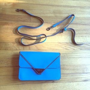Rebecca Minkoff crossbody bag with removable strap